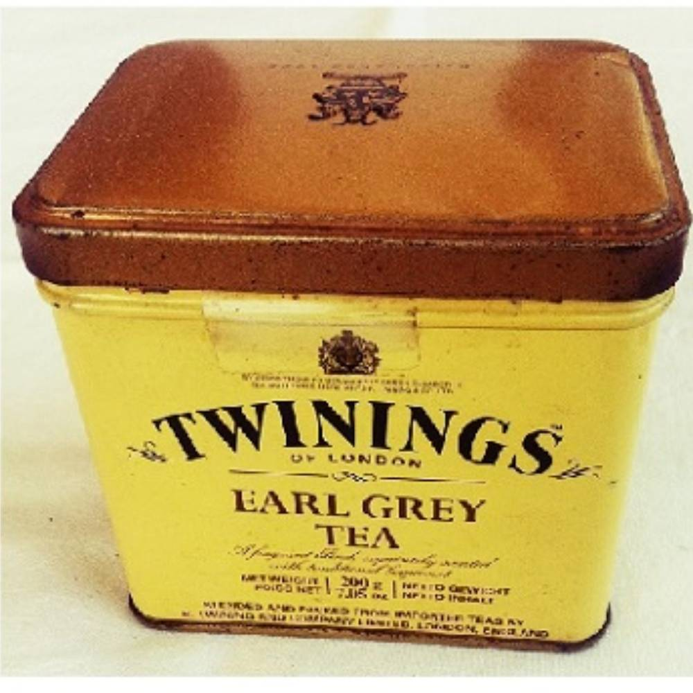 Twinnings Canister
