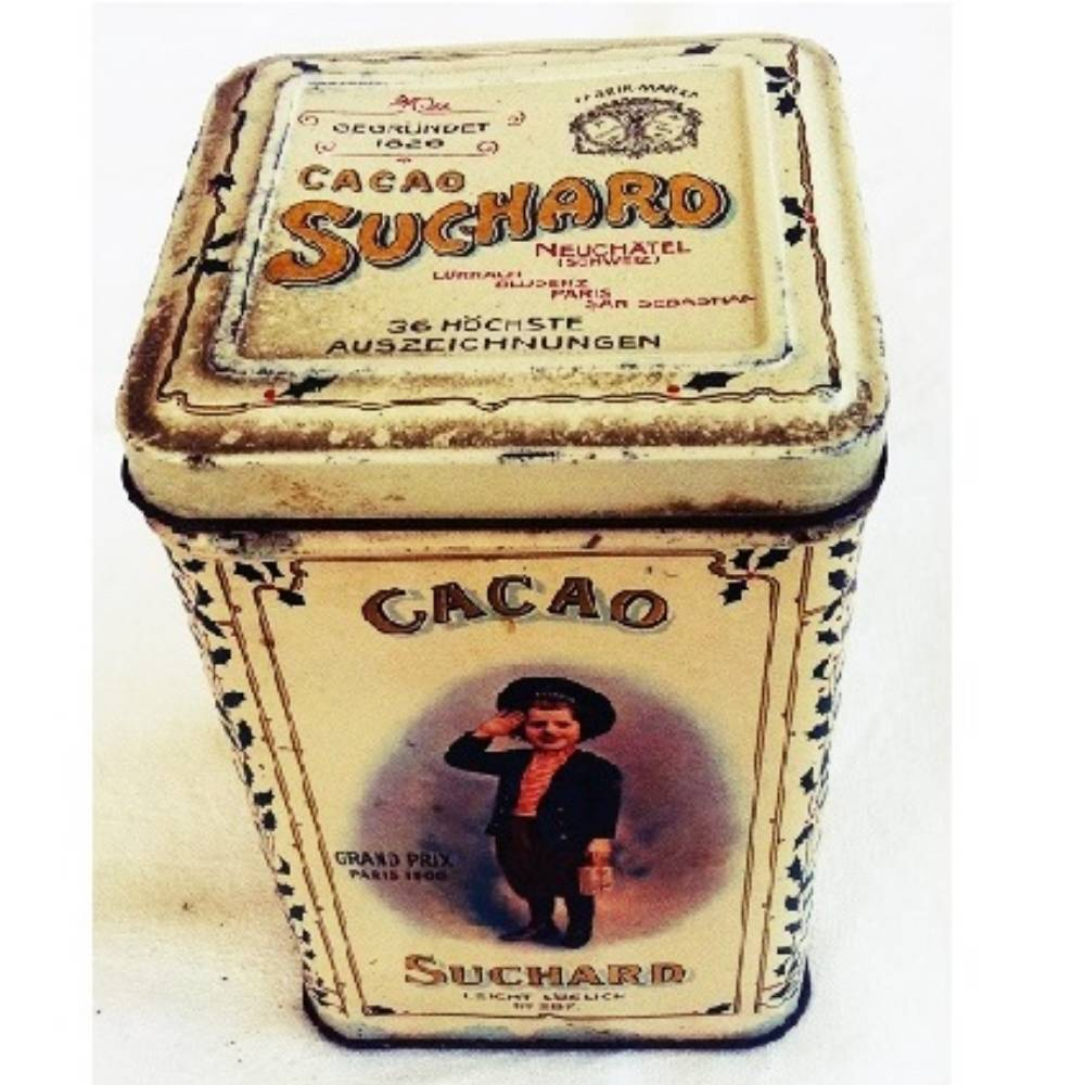 Suchard & Milka Canister