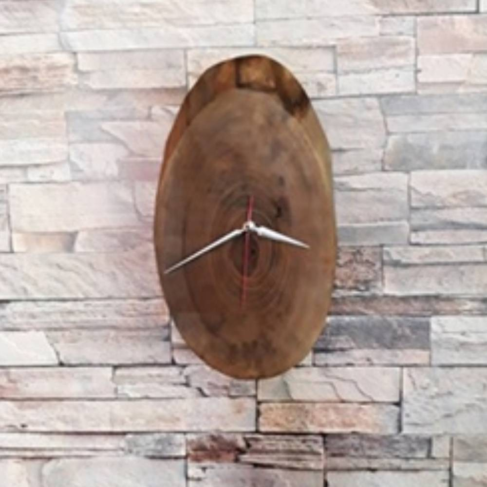 Wooden Table Clock K136
