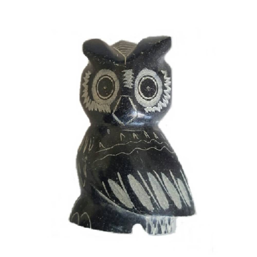 Serpentine Trinket Owl