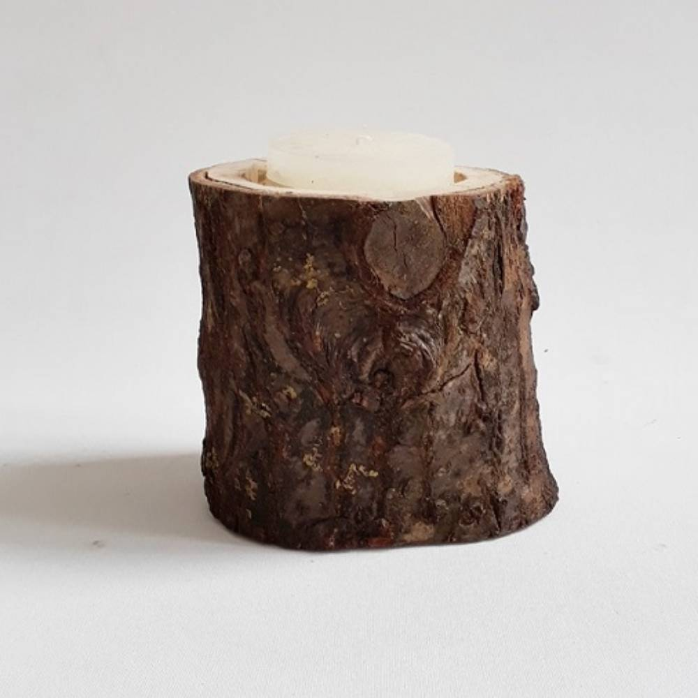 Wooden Candle Holder 12*12