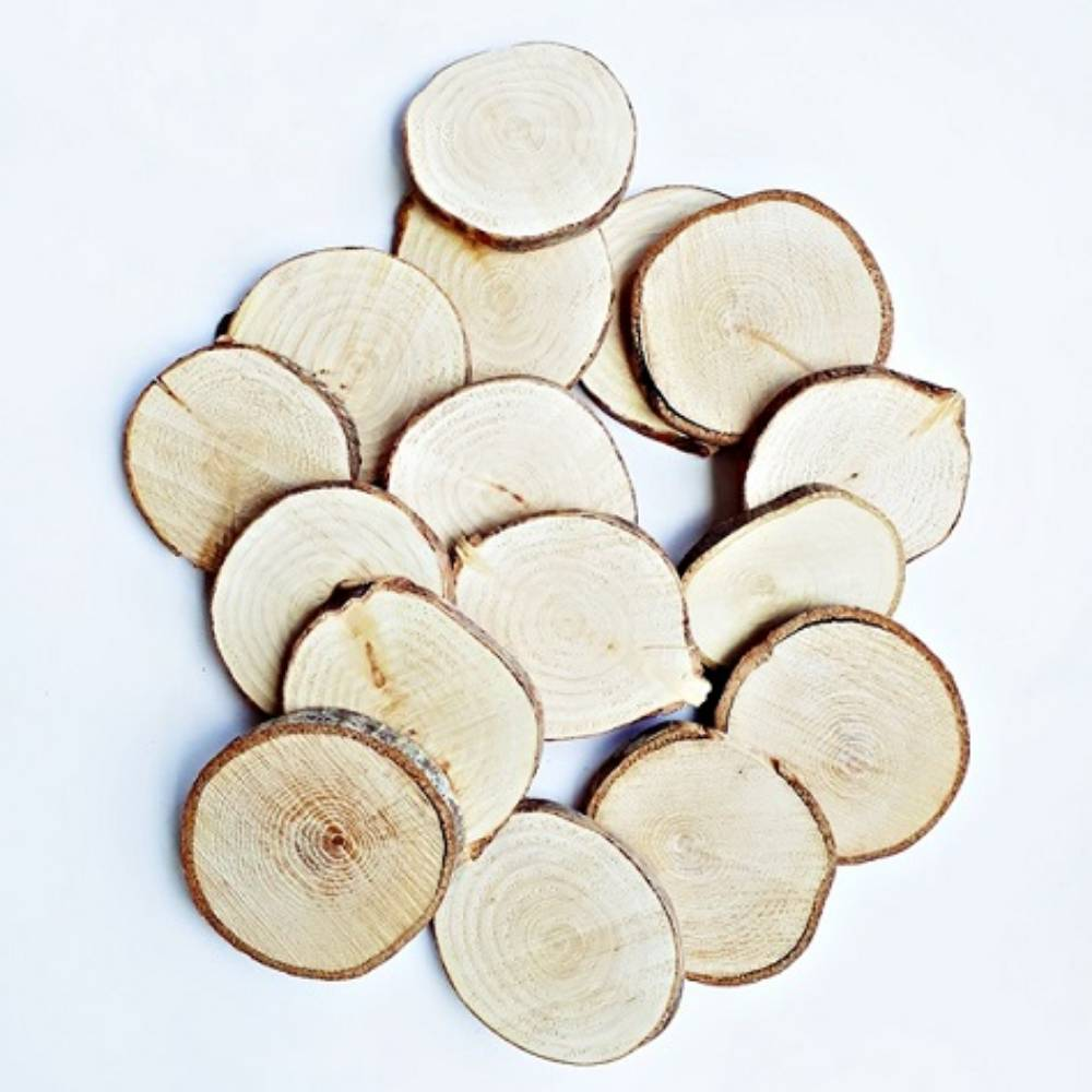 Wooden Beverage Coasters K169